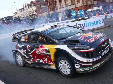 BG800® Safety at Wales Rally GB