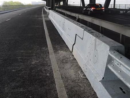 Tinsley Viaduct, BG800 Gates, Aone+ and Pass & Co UK
