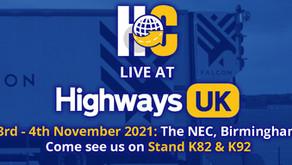 Highway Care LIVE at Highways UK 2021