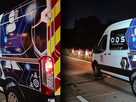 Highway Care's New Operational Delivery Service Fleet Vehicles