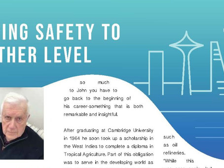 Driving Safety to Another Level - John Talbot Interview