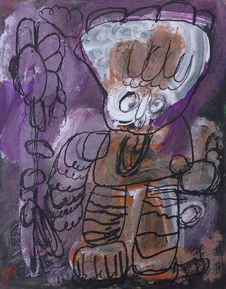 """Mathew Sharp- """"Spooky Garden"""""""