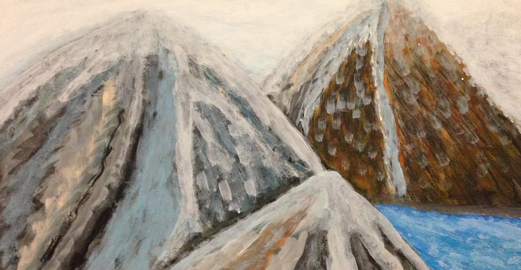 Zeyneb Johnson- Whale Mountain