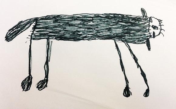 "Don Solberg- ""Lemur"""