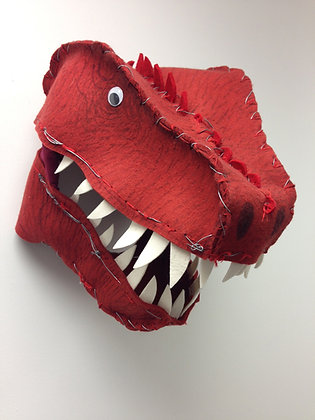 "Chace Lobley- ""T-Rex & Unicorn"""