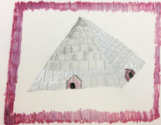 """John Budney-""""Mystery of the Pyramid"""""""