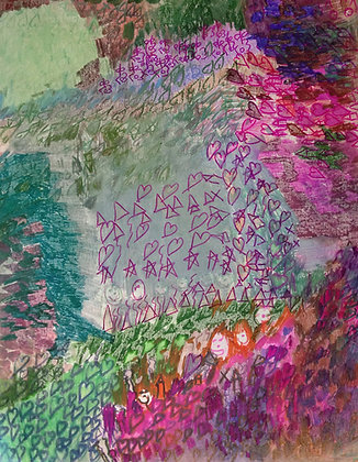 "Sonya Lewis- ""Farming Colors"""