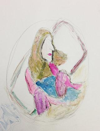 """Janet Harrison- """"Lady in the Wind"""""""