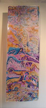 "Janet Harrison- ""Trees of Mendocino"""