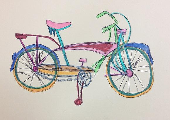 "Josh Wagner- ""Cool Ride"""