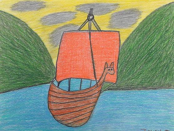 "Zeyneb Johnson- ""Viking"""