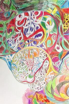 """Janet Harrison- """"Inner Design"""""""