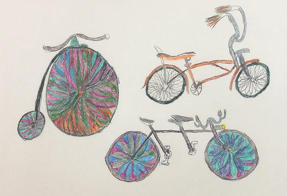 "John Budney- ""Sweet Rides"""