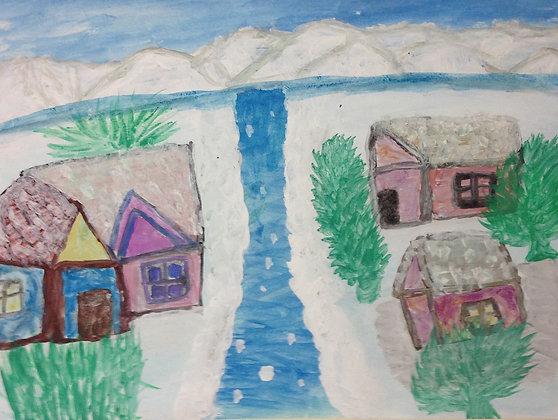 "Zeyneb Johnson- ""The First Snow"""