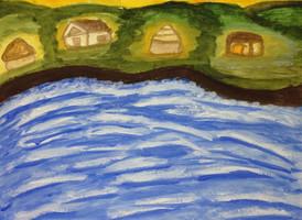 Zeyneb Johnson- By The River