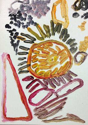 "Donald Solberg- High Summer"""