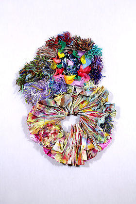 """Debbie Medwin- """"Circles Collage"""""""