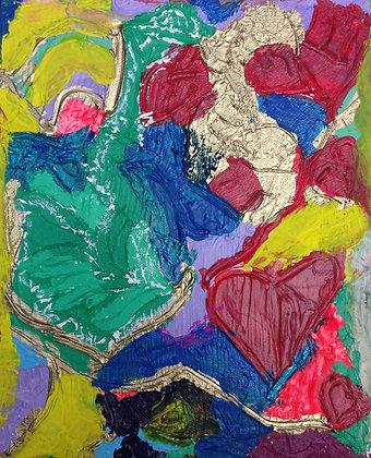 "Mary Schneider- ""Springtime Heart"""