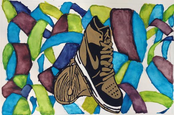 Shamika Long-My Nike Air Shoes