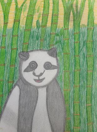 "Zeyneb Johnson- ""Panda"""