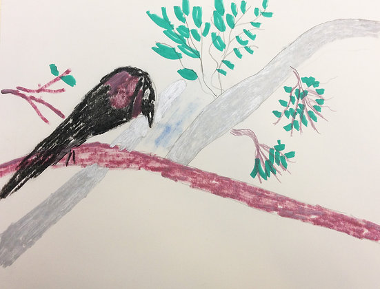 "John Budney-""Redwing Blackbird"""