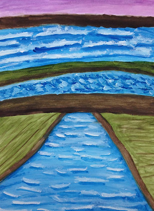 "Zeyneb Johnson- ""Waterways"""
