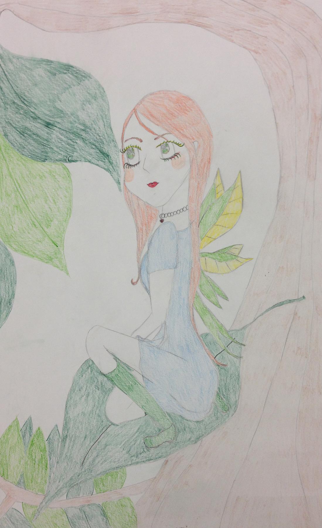 Jessica G- Fairy