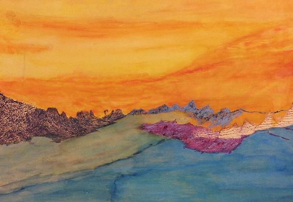 """Eric Johnson- """"Sea and Sky"""""""