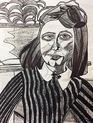 "Kelly Evans- ""Anne Frank"""