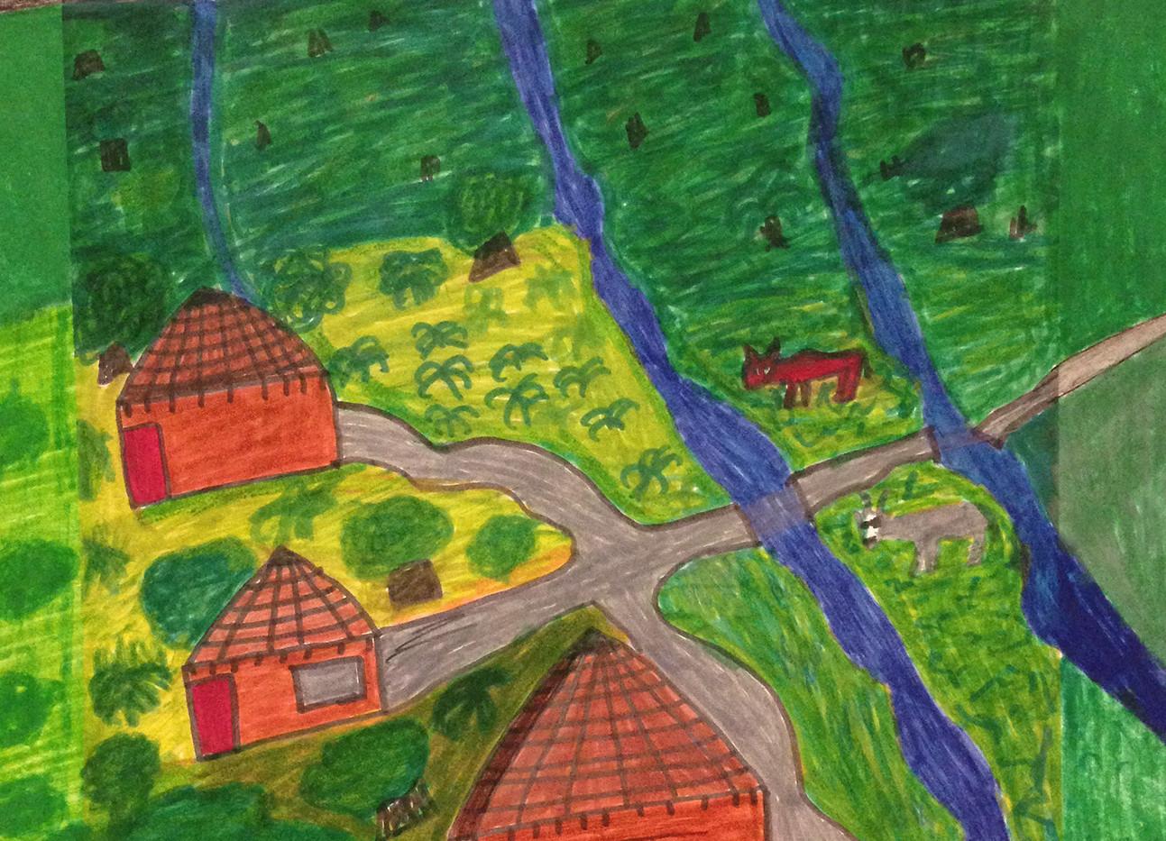 Zeyneb Johnson- Zeyneb's Village