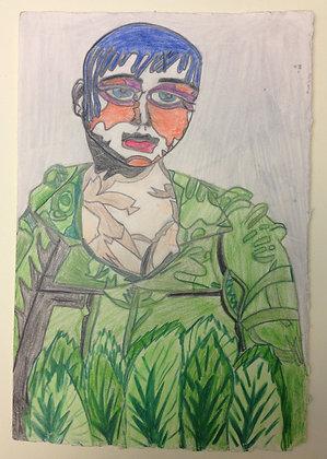 "Kelly Evans- ""Untitled"""