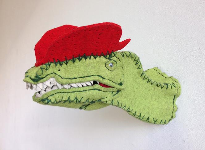 Chace Lobley- Dilophosaurus