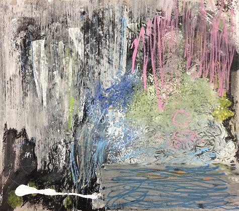 """Donald Solberg- """"Waterfall"""""""