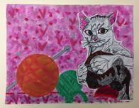 Kelly Evans- Wicked Kitten
