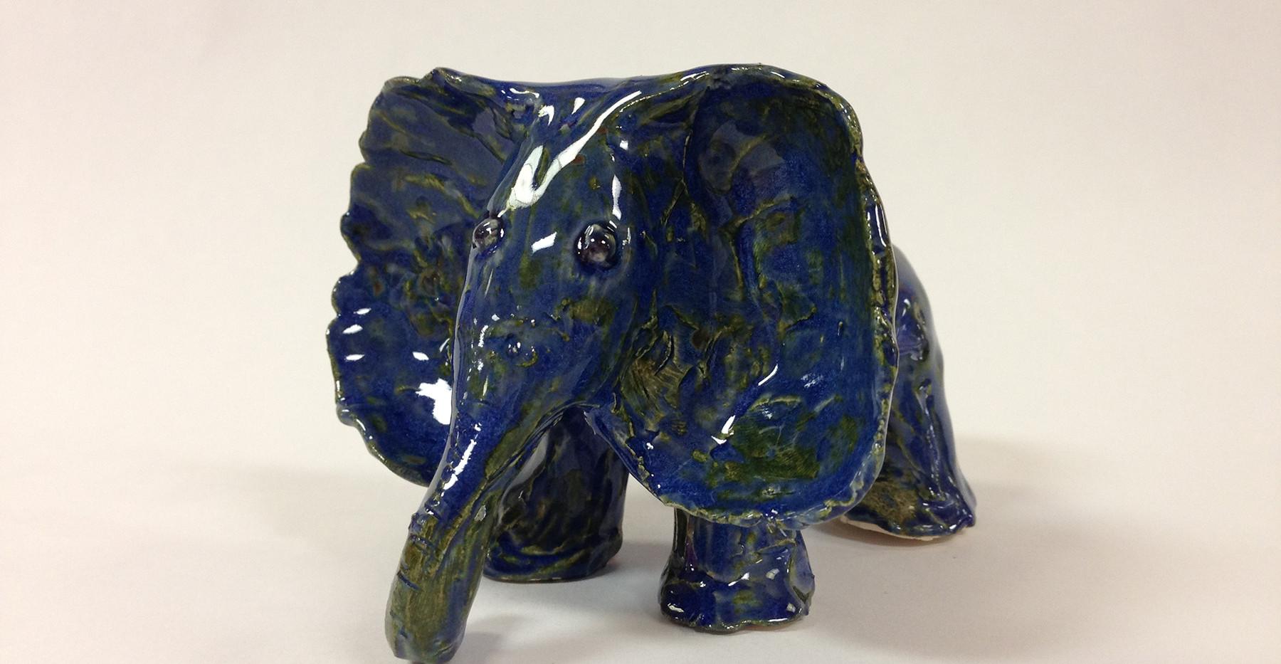 Zeyneb Johnson- Elephant