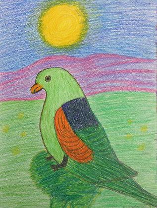 "Zeyneb Johnson- ""Parrot"""