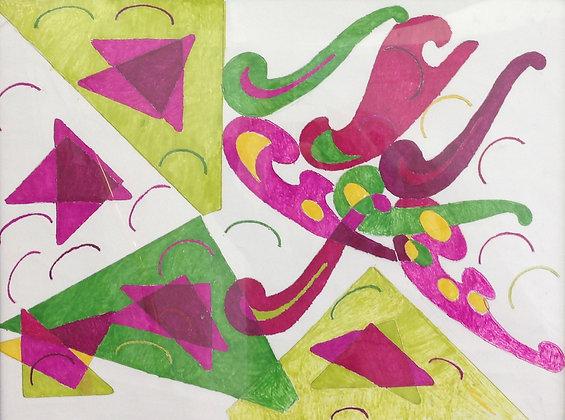 Stacie Lembke- Many Shapes