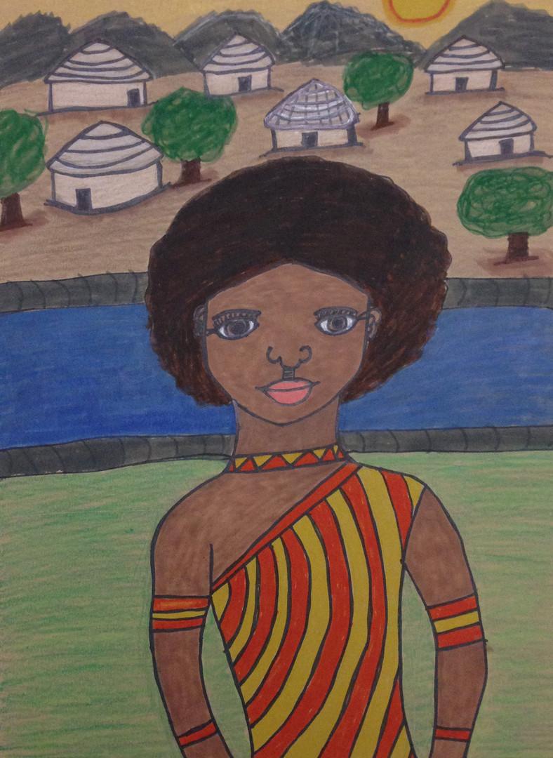 Zeyneb Johnson- Girl
