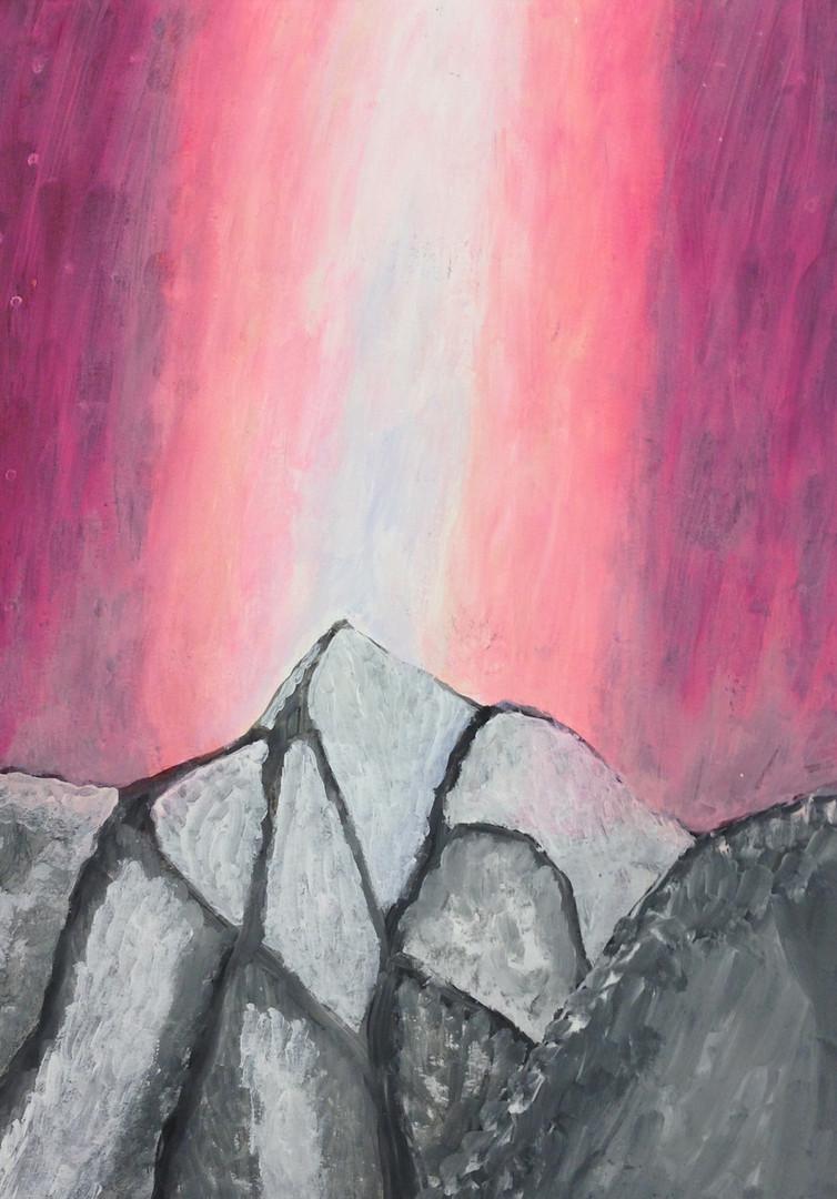 Zeyneb Johnson- The Peak