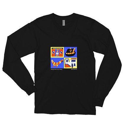 Starlight Merch- SR Long Sleeve T-Shirt