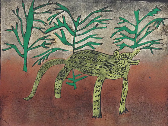 "Ron Steele- ""The Leopard"""