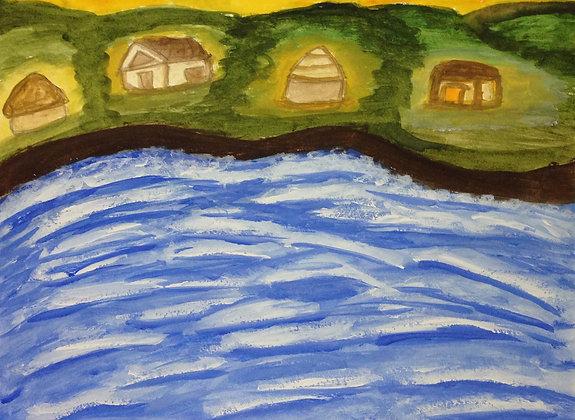 "Zeyneb Johnson- ""By The River"""