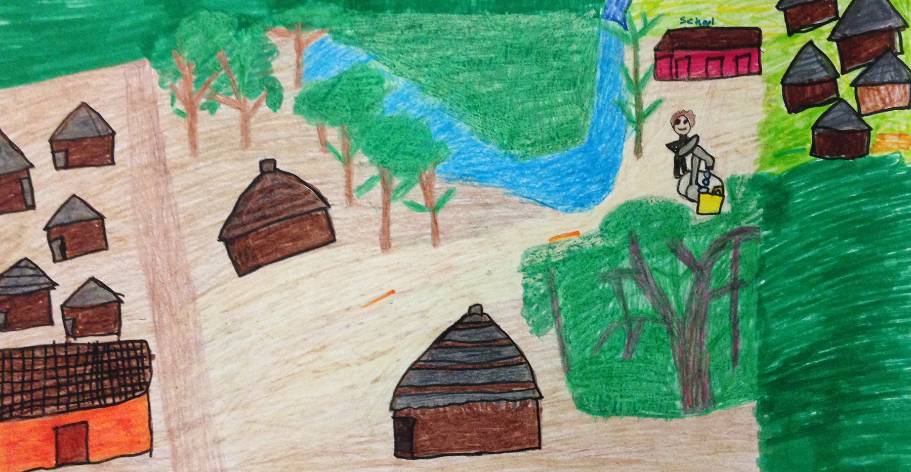 Zeyneb Johnson- Metma Village