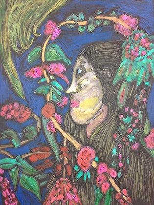 "Janet Harrison- ""Coffee Maiden"""