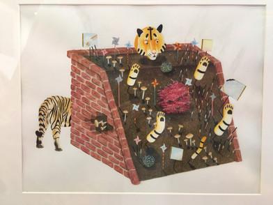 Tigers and Pinwheels