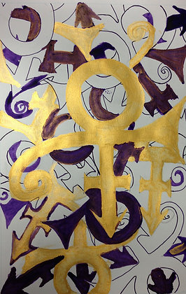 "Shamika Long- ""Prince Symbol"""