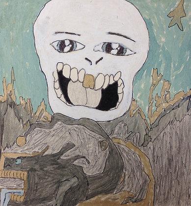 "Larell Potter- ""Shadow & Bones"""