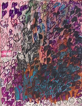 """Sonya Lewis- """"Cat Dreams"""""""