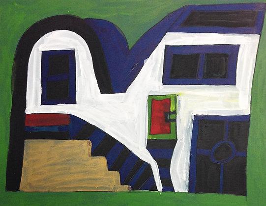 """Steve Robinson- """"House"""""""