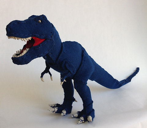 "Chace Lobley- ""T-Rex"""